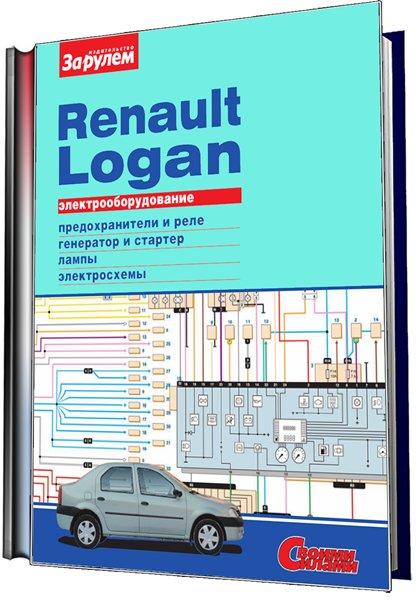 Renault Logan-ის სრული დოკუმენტაცია, რემონტი, ელექტრო გაყვანილობა