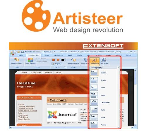 Artisteer 3.0 with keygen